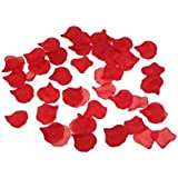 1000 Red Large Premium Silk Rose Petals Christmas, Wedding Flowers, Confetti by Flomans-Hochzeitsshop