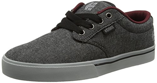 Etnies Mens Men's Jameson 2 ECO Skate Shoe, Black Denim, 12 Medium US