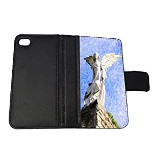 Angel de Llimona - iPhone 4/4s Wallet Case