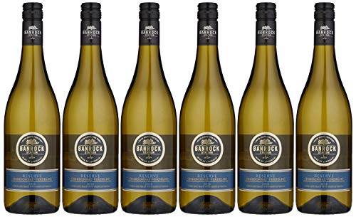 Banrock Station Reserve Chardonnay Verdelho Wine, 75 cl, Case of 6