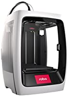 "Robo R2 High Performance Smart 3D Printer with Wi-Fi — 8 x 8 x 10"" by Robo 3D"