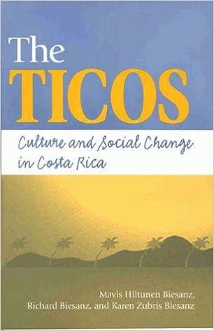 Ticos Culture And Social Change In Costa Rica Amazon Co Uk Biesanz Mavis Hiltunen Biesanz Mavis Hiltunen 9781555877378 Books