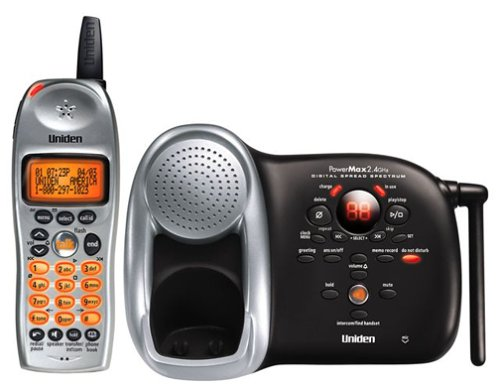 - Uniden DCT 648 2.4 GHz Expandable Cordless Phone with Answering System and Caller ID