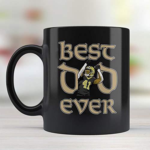 Nola New Orleans City Mug Saints Lovers Mug For Fan Fathers Day 2020 Gift Ideas Alvin Mug Kamara Best Dad Ever 2019 Mug Customized Mug Size 11oz or 15oz