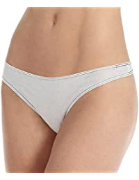 Skin Women's Solid Thong