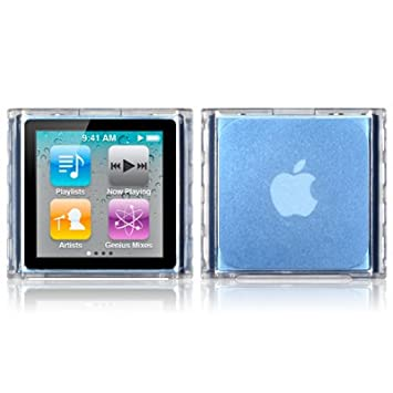 cheap for discount 752ef 74c9c Apple iPod Nano 6th Gen Crystal Case / Cover: Amazon.co.uk: Electronics