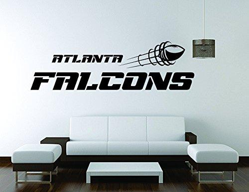 - Atlanta Falcons Wall Mural Vinyl Decal Sticker Decor NFL Football Rugby Logo