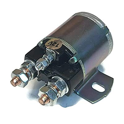 12V 12 Volt Solenoid #586 for Yamaha JF2-H1950-00, JR3-H1950-00, J38-81950-01: Automotive