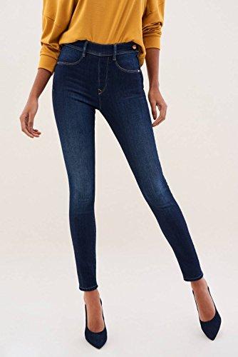 In Denim Secret Jegging Salsa Glamour Jeans Azzuro xqUwn8T