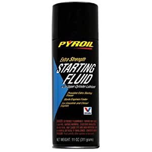 Starting Fluids - 11 oz extra strength starting fluid [Set of 12]