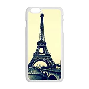 Eiffel Tower personalized high quality cell phone case for Iphone 6 Plus
