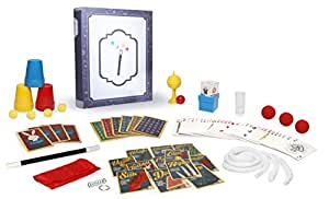 Premium Magic Kit with 12 Classic Tricks and Magician School Access (Ages 7+)