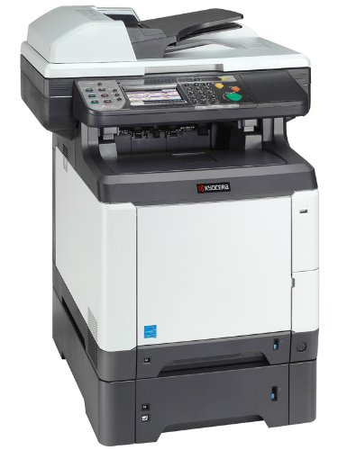 Kyocera ECOSYS FS-1370DN Printer PC-Fax 64x