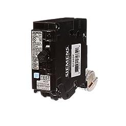 Siemens Q120DF  20-Amp Afci/Gfci Dual Fu...