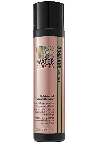 TRESSA Watercolors Hazelnut Shampoo Maintains and Enhance...