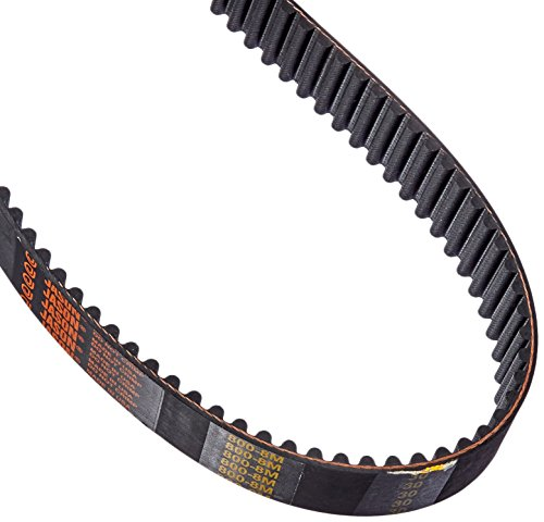 381 Teeth 3048-8M-50 HTB Timing Belt3048mm Length 50mm Width 8mm Pitch