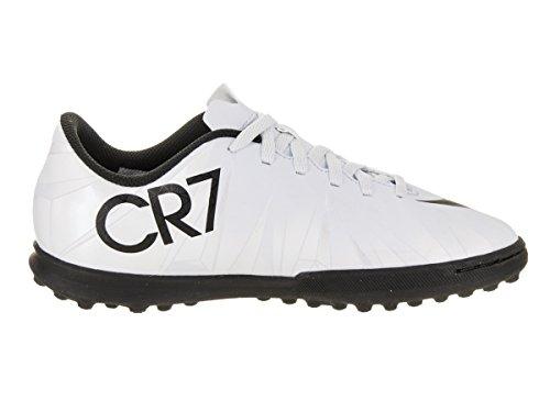 Nike Mercurialx Vortex 3 CR/ TF - Cristiano Ronaldo - scarpe da calcetto junior JR - Kids kinder bimbo