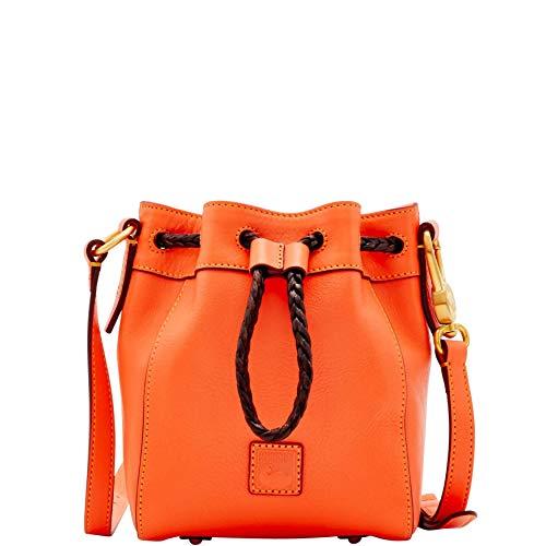 (Dooney & Bourke Florentine Mini Hattie Drawstring Shoulder Bag )