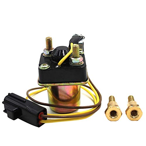 Motorcycle Electrical Starter Solenoid Relay Switch For Kawasaki Jt1100 Jt1200 Jt1500 Jetski 1100 1200 Jet Ski Ultra Stx 12F 15F