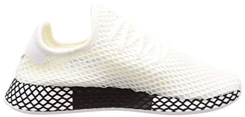 Uomo Ginnastica Bianco ftwr Ftwr Bianche Nucleo Nero Scarpe Nero Runner Adidas Da Deerupt pXq85Fq