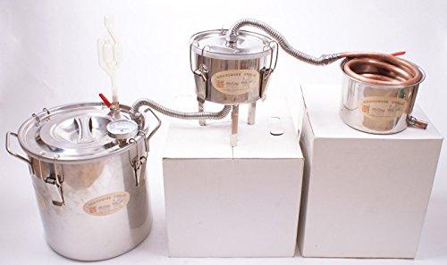 3-pots-diy-2-gal-10-litres-copper-alcohol-moonshine-ethanol-still-spirits-boiler-water-whisky-distil