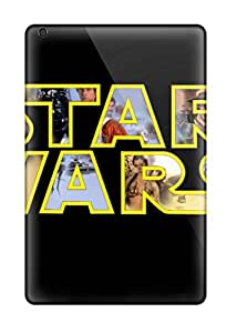 Tara Mooney Popovich's Shop Lovers Gifts AnnaSanders Snap On Hard Case Cover Star Wars Logo Protector For Ipad Mini 3