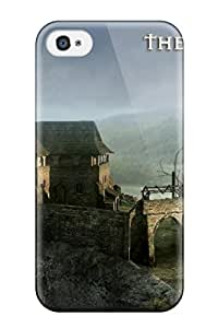 Iphone 4/4s JIltvdi4934yNAvV The Witcher Tpu Silicone Gel Case Cover. Fits Iphone 4/4s