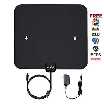 Review TV Antenna, Vikeri Digital
