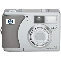 HP PhotoSmart 735 3.2MP Digital Camera with 3x Optical Zoom Benefits Review Image