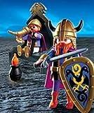 PLAYMOBIL® 3154 - Chef viking et Prince