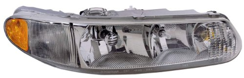 Depo 332-1183L-ASD Buick Centry Driver Side Replacement Headlight Assembly ()