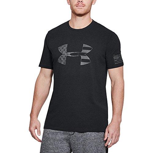 Under Armour Men's Freedom Tonal BFL 2.0 T-Shirt, Black/Graphite, XX-Large