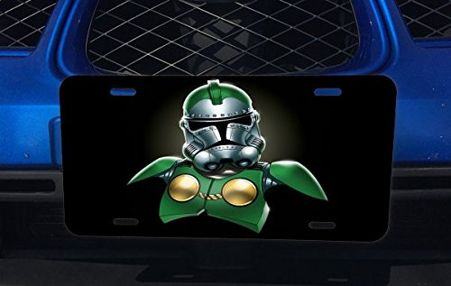 star wars imperial license plate - 8