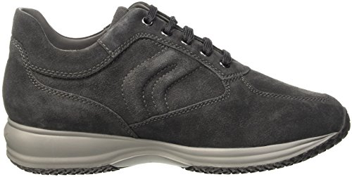 Sneakers Man 00022 U4356H Happy Anthracite Geox Low U H C9004 SnwEpdFx7