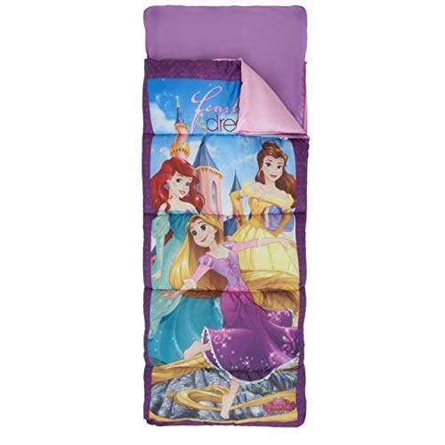 DP Princess Inflatabed EZ Bed Inflatable Mattress with Sleeping Bag /& Bonus Flashlight Exxel