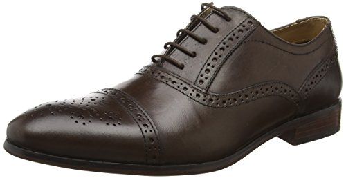 Scarpe Brown Uomo Marrone Red Hartwell Brogue Tape znWwRqEq1