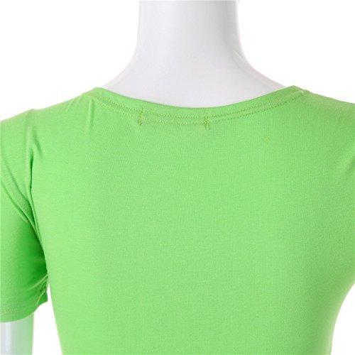 V Waist Hem Green Slim Fashion Split Asymmetrical neck Women's Dress Cross Designer97 faRq66