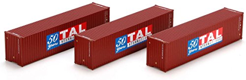 Athearn ATH29165 HO RTR 40' Container, TAL
