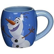 Westland Giftware Disney Frozen Olaf Ceramic Mug, 14 oz, Multicolor