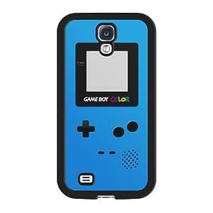 Retro Gameboy - Pokemon - Zelda - Samsung Galaxy S4 Case - Blue by ruishername