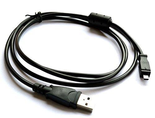Bargains Depot 5 feet USB 2.0 Kodak U-8 U8 Camera Compatible + Cable Tie For Kodak Easyshare C1013, C1033, C140, C160, C180, C182, C183, C190, C310, C315, C330, C340, C360, (Z710 Usb)