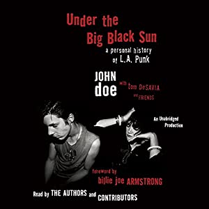 Under the Big Black Sun Hörbuch