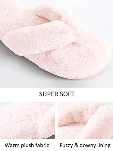 Pareja Pantufla Casa Mijo De Otoño Invierno Mujer Zapatillas Zapatos Para Interior Piel Sintética qZw7t