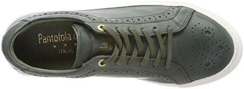 Soulier Dor Damen Femmes Napoli Grün Faible Sneaker (olives)