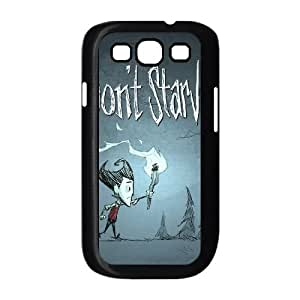 dont starve wide Samsung Galaxy S3 9300 Cell Phone Case Black custom made pgy007-9951894