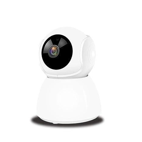 TUWEN Vigilancia CáMara InaláMbrica Interior WiFi Monitor Casa 360 Grados 2 Millones HD Monitor Giratorio