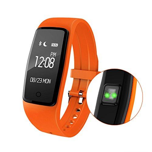 Fitness Tracker, Duhud Bluetooth Smart Wristband Fitness ...