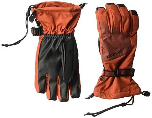Burton Men's Insulated, Warm and Waterproof Winter Profile Glove