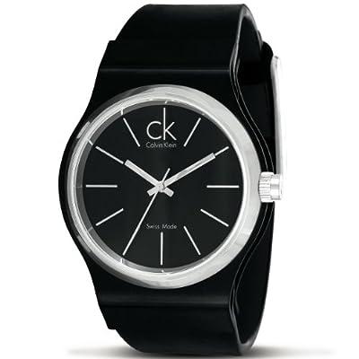 CK Calvin Klein Men's K7941302 Black Watch