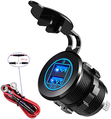 YonHan Charge Charger Motorcycle Display product image